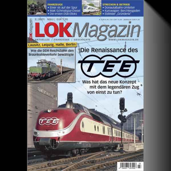 Lok Magazin 03/21