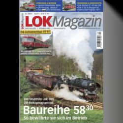 Lok Magazin 04/21