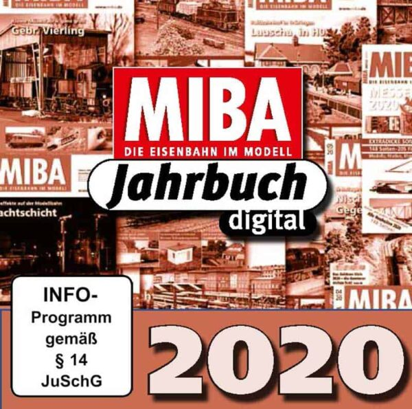 MIBA-Jahrbuch 2020