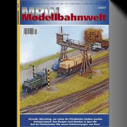 MBW Modellbahnwelt 3/2021