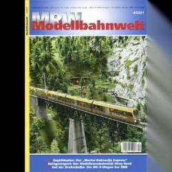 MBW Modellbahnwelt 4/2021