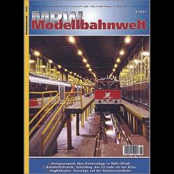 MBW Modellbahnwelt 5/2021