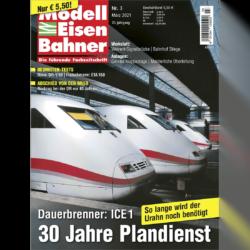 Modelleisenbahner 03/21