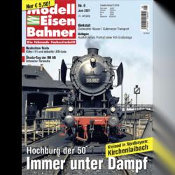 Modelleisenbahner 06/21