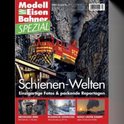MEB Spezial 27 - Schienen-Welten