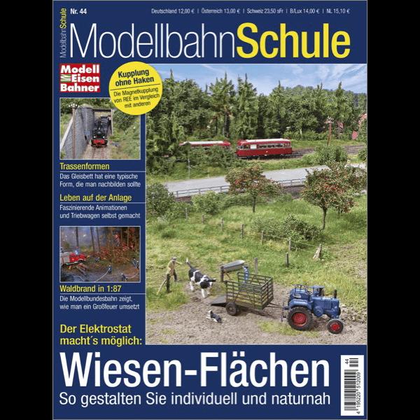Modellbahn Schule 44