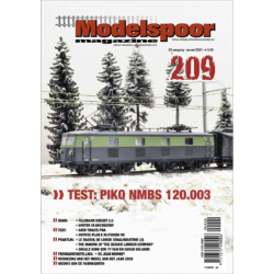 Modelspoormagazine 209