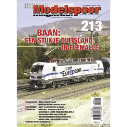 Modelspoor magazine 213