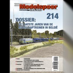 Modelspoor magazine 214