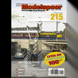 Modelspoor magazine 215