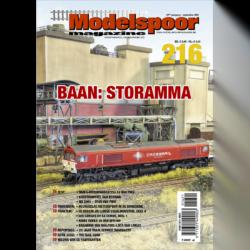 Modelspoor magazine 216