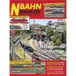 N-Bahn Magazin 01/21