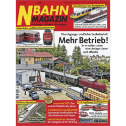 N-Bahn Magazin 03/21