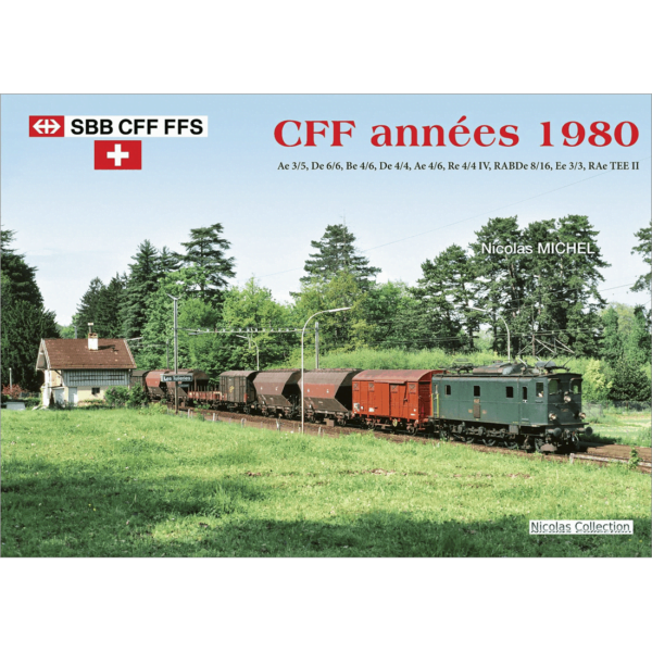 CFF années 1980