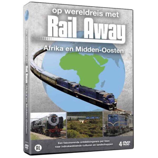 Rail Away -Afrika en Midden-Oosten