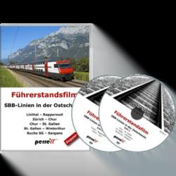 SBB-Linien in der Ostschweiz