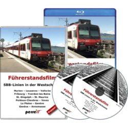 SBB-Linien in der Westschweiz
