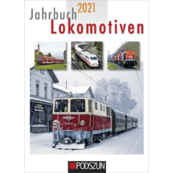 Jahrbuch Lokomotiven 2021