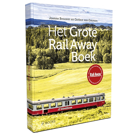 Het grote RailAway boek