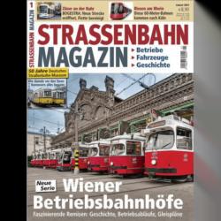 Straßenbahn Magazin 01/21