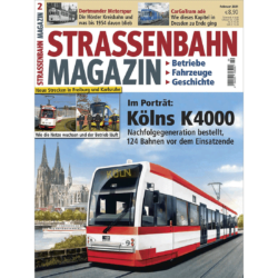 Straßenbahn Magazin 02/21