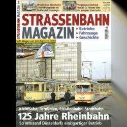 Straßenbahn Magazin 03/21