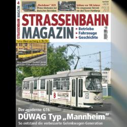 Straßenbahn Magazin 04/21