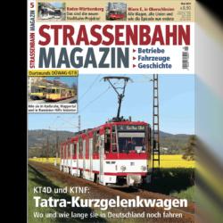Straßenbahn Magazin 05/21