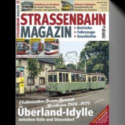 Straßenbahn Magazin 11/20