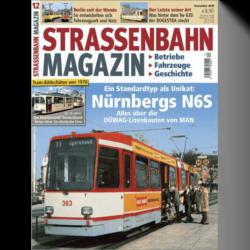 Straßenbahn Magazin 12/20
