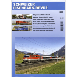 Schweizer Eisenbahn-Revue 7/2021
