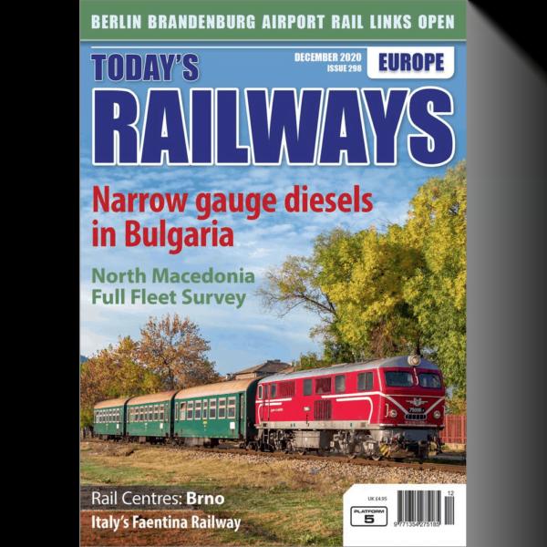Today's Railways Europe 298