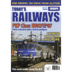 Today's Railways Europe 303