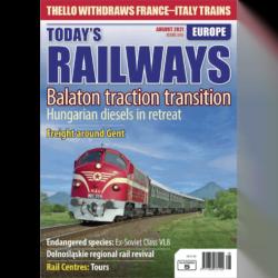 Today's Railways Europe 306