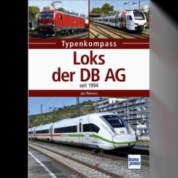 Typenkompass - Loks der DB AG seit 1994