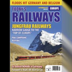 Today's Railways Europe 307