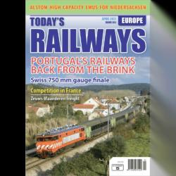 Today's Railways Europe 302
