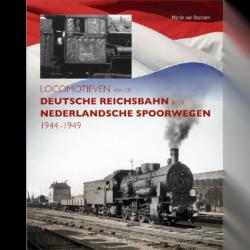 Locomotieven van de Deutsche Reichsbahn bij de Nederlandsche Spoorwegen 1944-1949