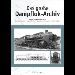 Das große Dampflok-Archiv