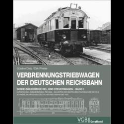 erbrennungstriebwagen der Deutschen Reichsbahn
