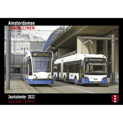 Amsterdamse tramlijnen 2022